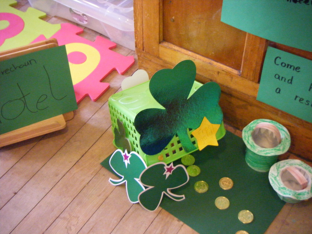 Image result for leprechaun traps